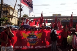 PTGWO Family show its full forces during May 1, 2014 International Labor Day