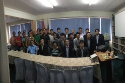 PTGWO Meeting with the Japan Federation of Chemical Workers' Union