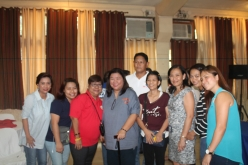 All National Officers and All Local Presidents Meeting with Cong. Raymond Mendoza of TUCP Party-list and Ms. Susan Ople of OPLE Foundation